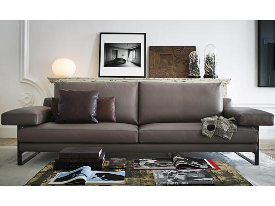 Arketipo - Ego 2 seater Sofa Width 227 cm