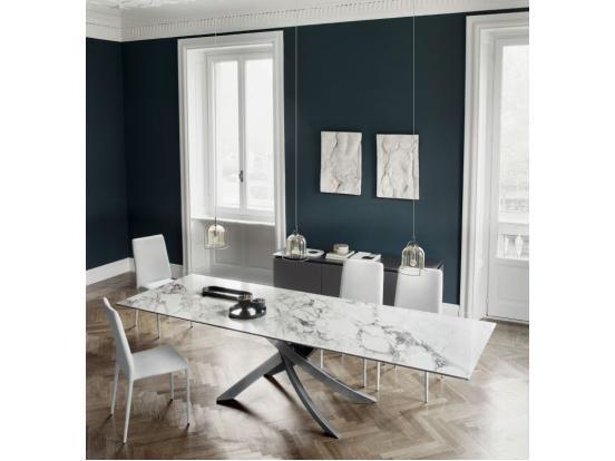 Bontempi Casa - Artistico 190cm Extendable Ceramic Dining Table
