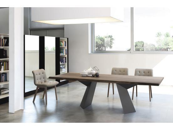 Bontempi Casa - Fiandre 250cm Wood Table
