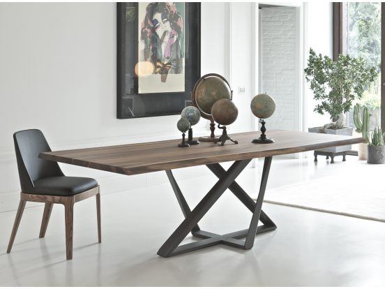 Bontempi Casa - Millennium Wood Table 200cm