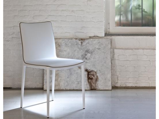 Bontempi Casa - Nata Low Metal Leg Chair