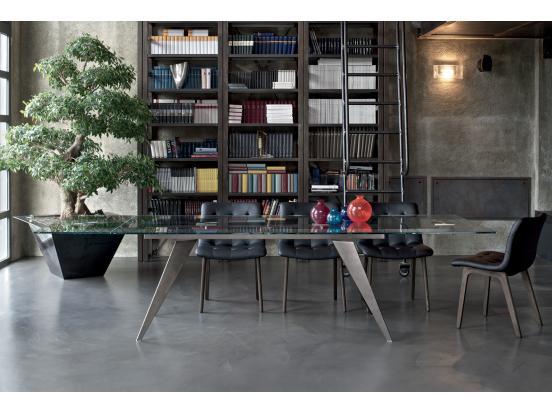Bontempi Casa - Ramos 200cm Extendable Dining Table