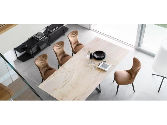 Calligaris - Cartesio Extending Ceramic Dining Table 300cm