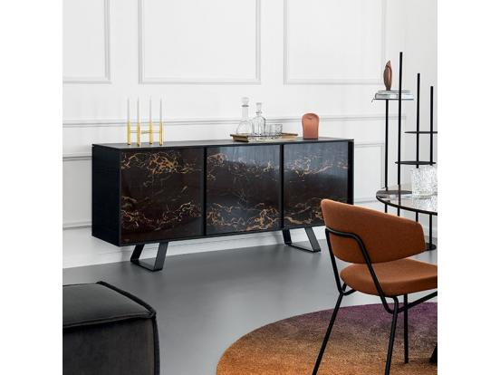 Calligaris - Secret 3 Door Ceramic Sideboard