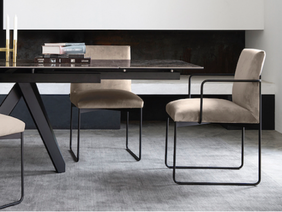Calligaris - Gala Chair with Arms