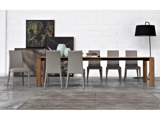 Calligaris - Omnia 180cm Wood Extendable Dining Table