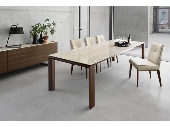 Calligaris - Omnia Ceramic Extendable Dining Table