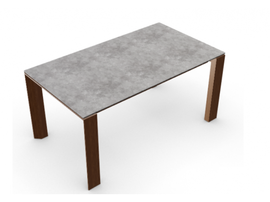 Calligaris – Boxed Brand new Omnia Extendable Dining Table Clearance