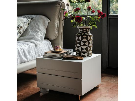 Cattelan - Dyno 2 Drawer Nightstand