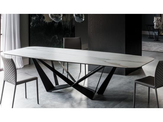 Cattelan - Skorpio Ceramic 240cm Table