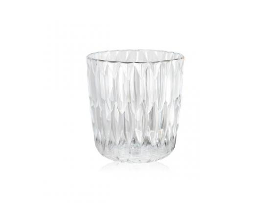 Kartell - Jelly Vase in Crystal Clearance