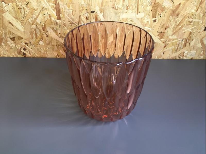 Kartell - Jelly Vase in Rose Clearance