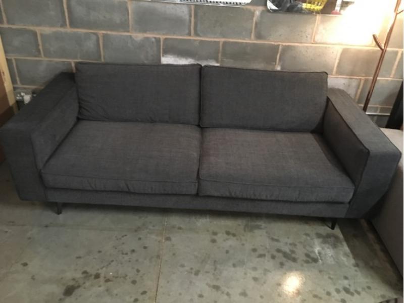 Calligaris   Square Sofa 218cm 45% Off Brand New