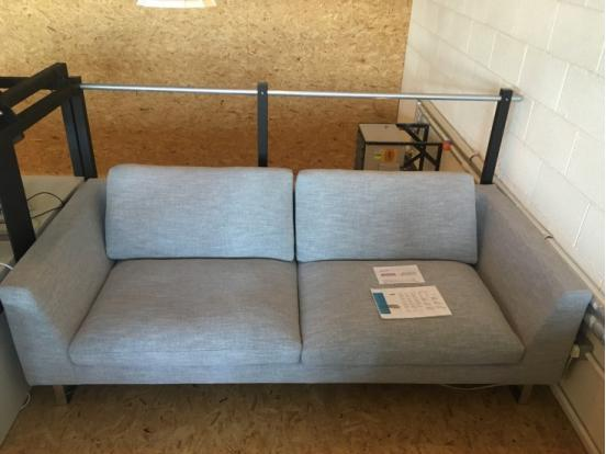 Sits - Tokyo 220cm 3 Seater Sofa 30% Off Brand new