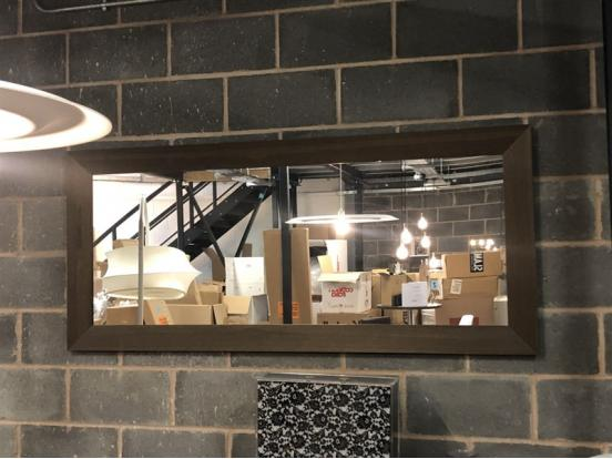 Calligaris - Double Mirror Clearance