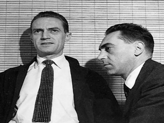 Achille Castiglioni & Pier Giacomo Castiglioni