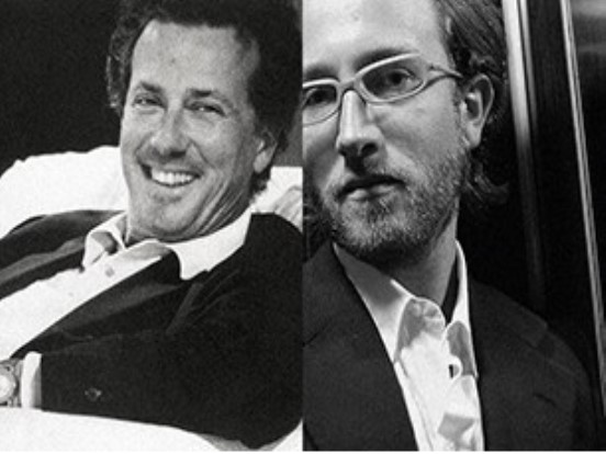 Enrico Franzolini & Vicente García Jiménez