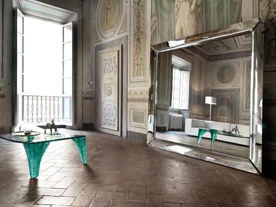 Fiam Italia - Caadre Floor Mirror (195 x 195cm)
