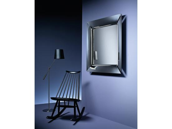 Fiam Italia - Caadre Square Wall Hung Mirror