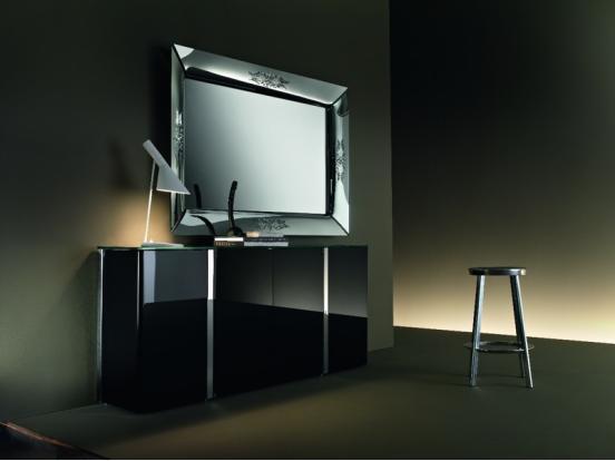 Fiam Italia - Caadre Rectangle Wall Hung Mirror