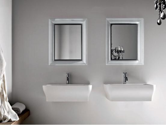Kartell - Francois Ghost Mirror