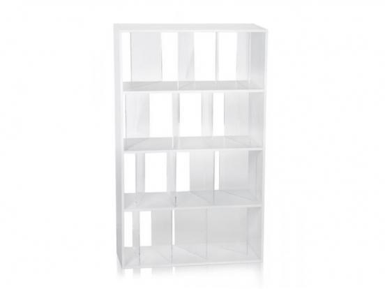 Kartell - Sundial Bookcase White Clearance