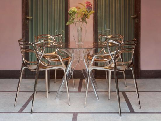Kartell - Sir Gio Dining Table