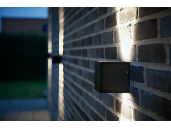 Light Point - Cube Outdoor LED Wall Lamp