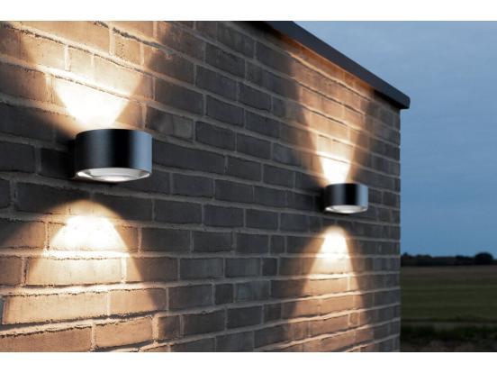 Light Point - Orbit Outdoor LED Wall Lamp