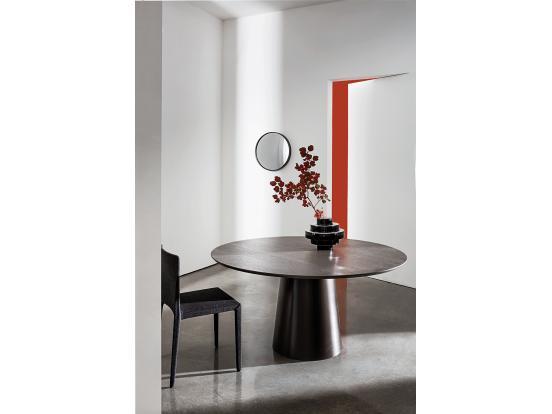 Sovet - Totem 100cm Round Ceramic Dining Table