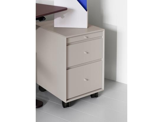 Montana - Three Drawer Office Unit