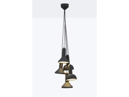 Established & Sons - Torch Bunch 5 Pendant