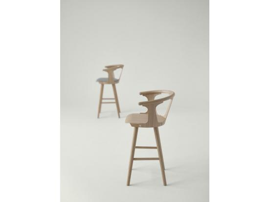 &Tradition - In Between SK7 Wooden Kitchen Stool