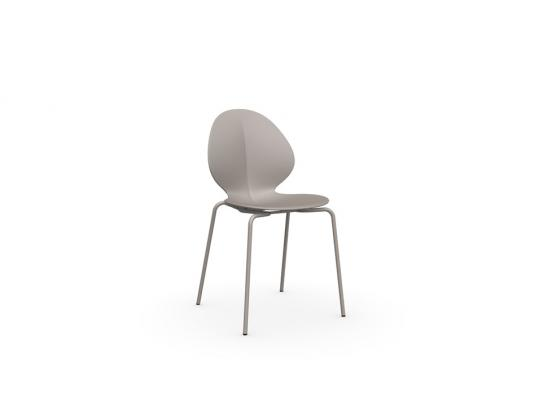 Calligaris - Basil Chair in Taupe Clearance