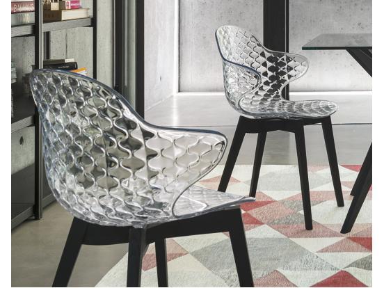 Calligaris - Saint Tropez Wood Chair