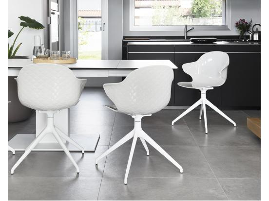 Calligaris - Saint Tropez Swivel Chair