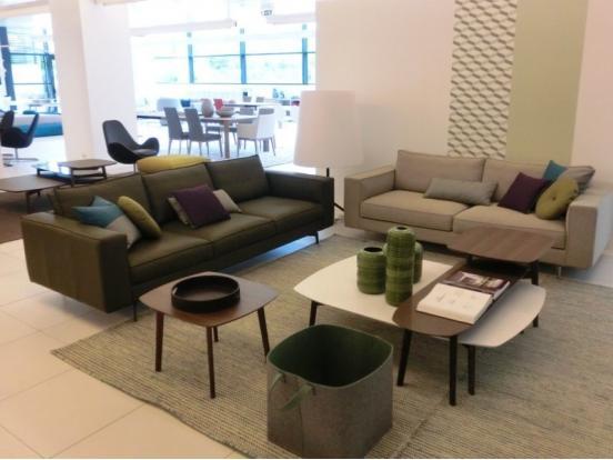 Calligaris - Square Sofa W248 cm