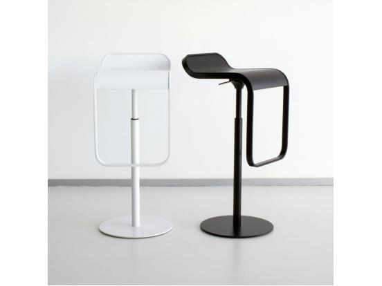 Lapalma - LEM Height Adjustable Bar Stool Fenix Seat