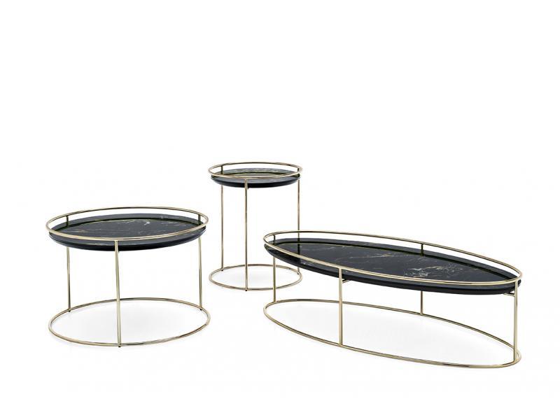 Calligaris   Atollo Ceramic Side Table