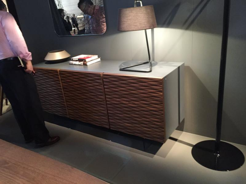 Calligaris opera sideboard 2 compartments 3 doors - Mobili pianca opinioni ...