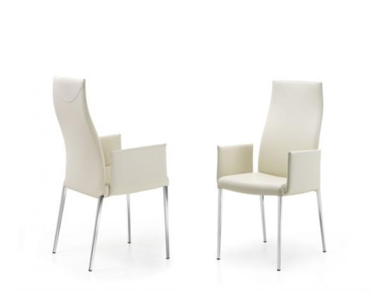 Cattelan - Anna High Back Dining Chair
