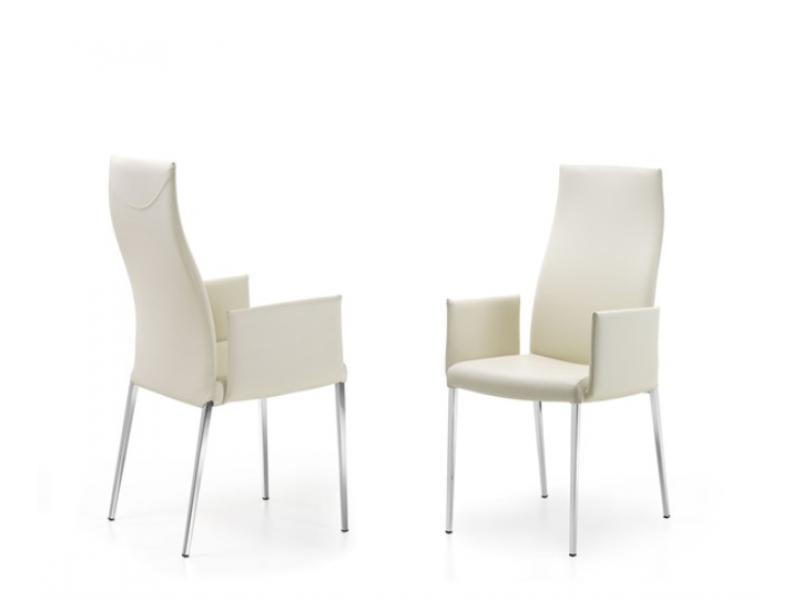 Cattelan - Anna High Back Dining Chair
