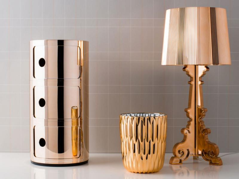 Bourgie Tafellamp Kartell : Kartell bourgie table lamp youtube