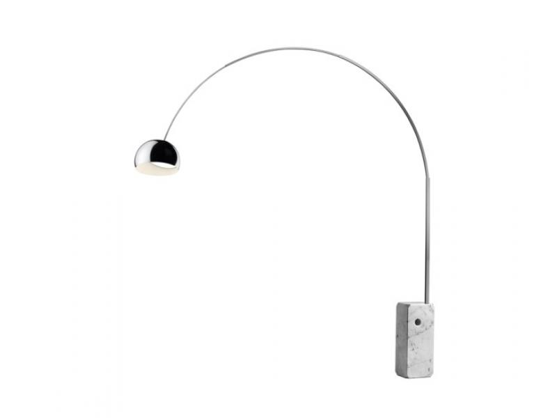 Flos - Arco Floor Lamp & LED