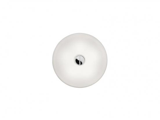 Flos - Mini Button Glass Ceiling & Wall Light