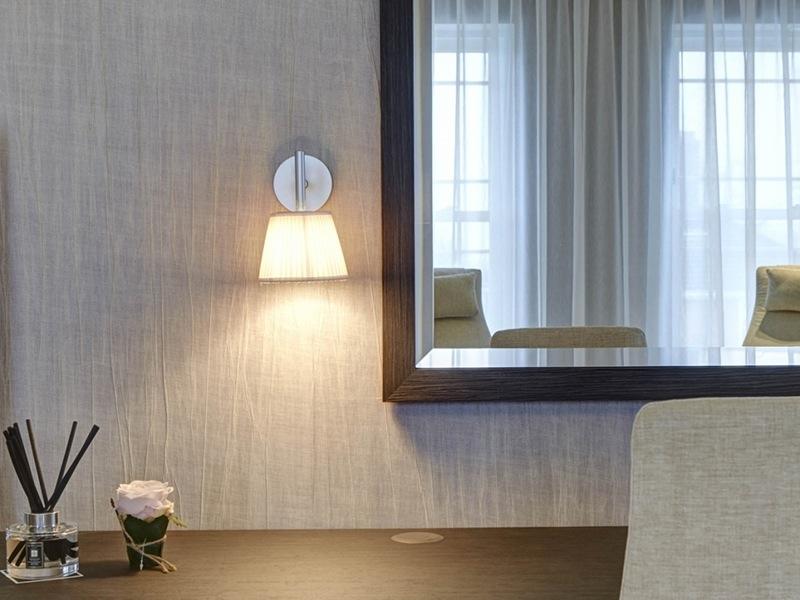 Flos Romeo Babe Soft Wall Light Philippe Starck