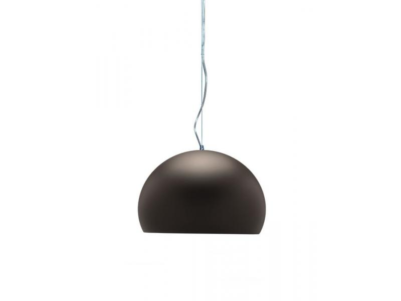 Kartell - Small FL/Y Pendant in Brown Clearance