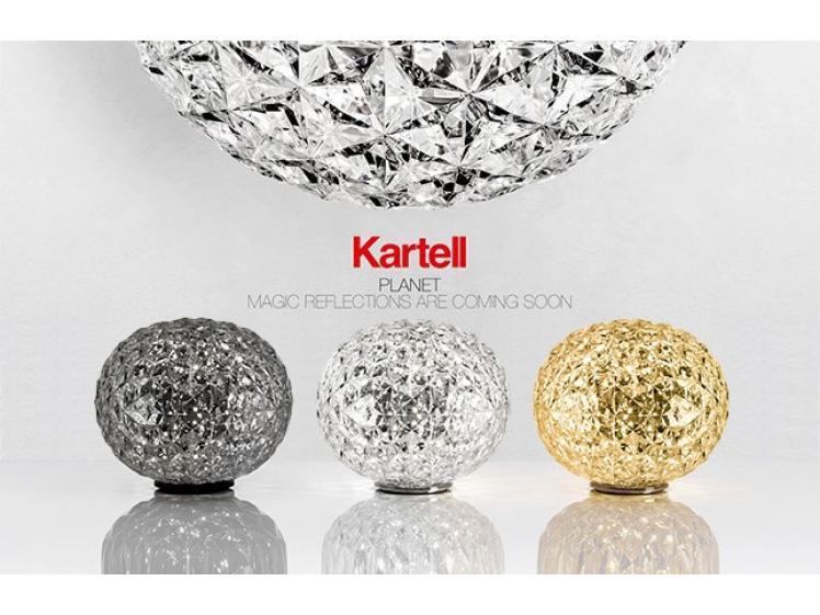 Kartell - Planet Pendant Light