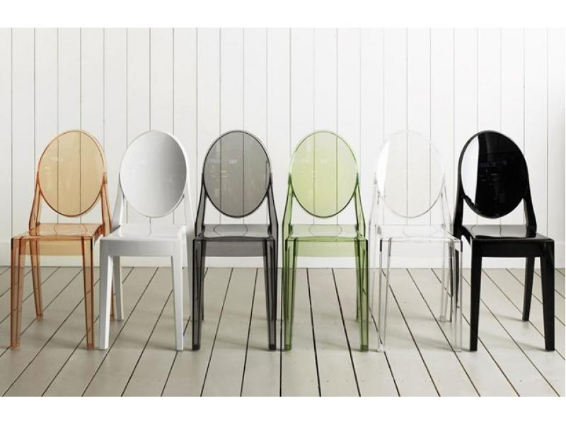 Kartell - Victoria Ghost Chair | Philippe Starck