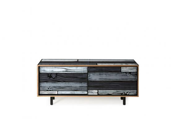 Established & Sons - Wrongwoods 1500 Low Cabinet